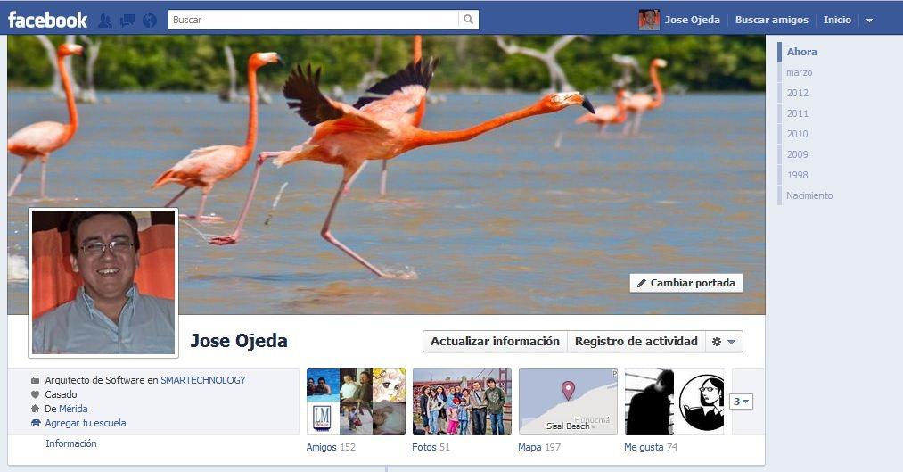 Portada del Facebook Timeline con Photoshop   Fotografia para ...