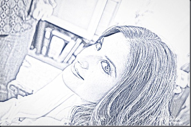 Convertir una foto a dibujo a lapiz online 24